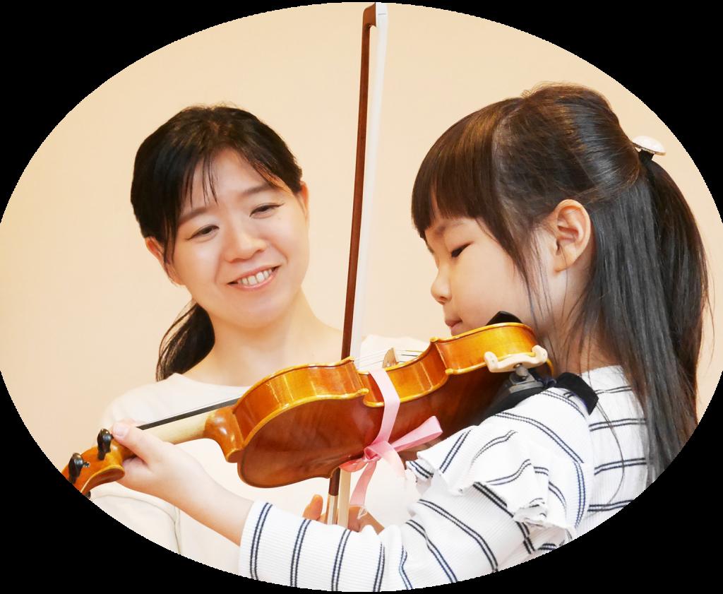 マメット音楽教室バイオリンレッスン
