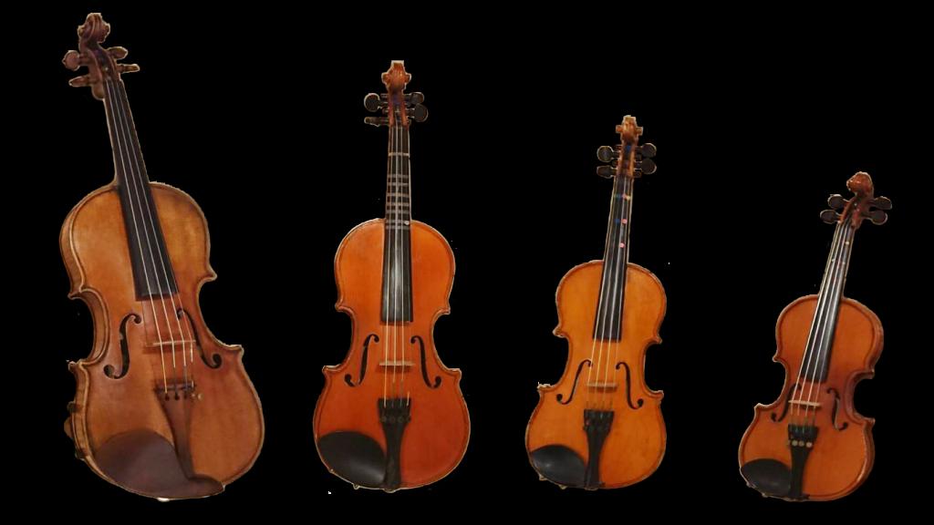 マメット音楽教室のバイオリンレンタル
